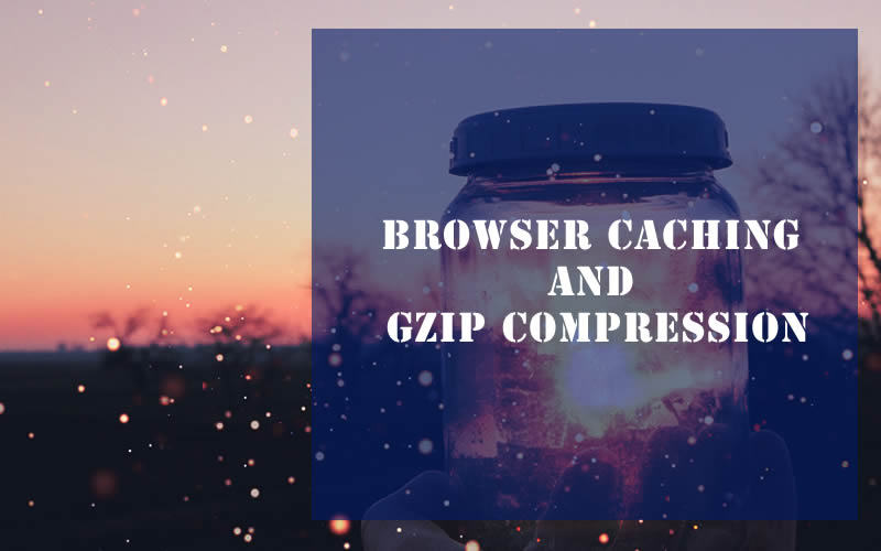 How to implement browser caching and gzip compression in WP website hosted on AWS cloud in Bitnami Marketplace Application tool?