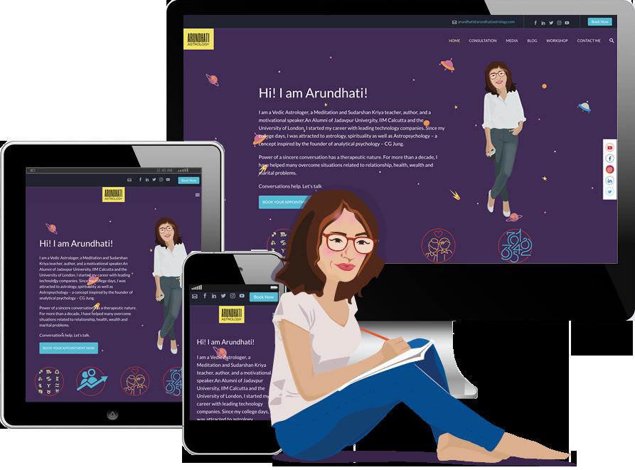 Imajine is ecommerce website development experts
