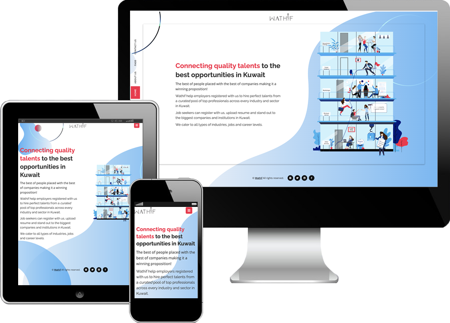 Ecommerce website portal development experts for Kuwait